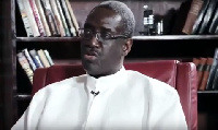 General Overseer of Eden Revival Church International, Nana Kwasi Agyekum-Dwamena