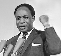 Kulungungu is the town where Dr. Nkrumah escaped an assassination attempt
