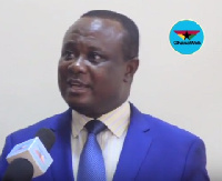 Incumbent Member of Parliament of Bekwai Constituency , Joe Osei Owusu