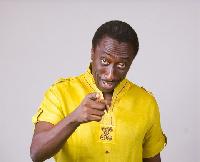 Comedian and Satirist, Kwaku Sintim Misa (KSM)