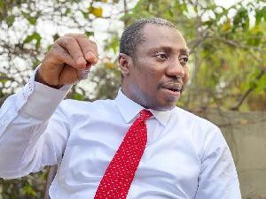 Alexander Kwamina Afenyo-Markin, deputy Majority Leader