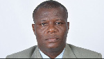 Frederick Lartey Otu, President of Ghana Taekwondo Federation