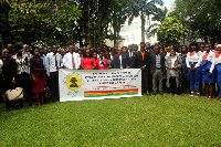 Participants at the 2019 National Customer Service Stakeholders Conference
