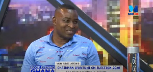 NPP's Ashanti Regional Chairman, Bernard Antwi Boasiako also known as 'Chairman Wontumi'