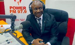 Daakyehene Ofosu Agyeman, is a journalist and gospel musician
