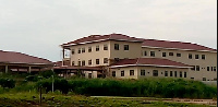 The 500-bed facility started in the erstwhile Mahama administration