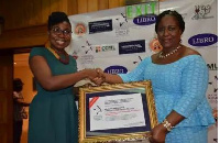 The event sought to encourage women to be corporate ambassadors of female economic empowerment