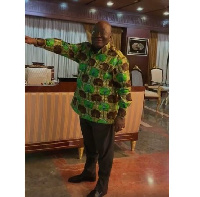 Akufo-Addo was ecstatic after Tottenham's win against Ajax