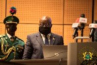 President Nana Addo Dankwa Akufo-Addo opened the 59th Ordinary Session of ECOWAS