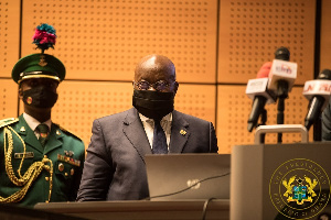 Akufo Addo ECOWAS12102121212