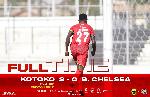 Watch Highlights of Asante Kotoko win over Chelsea to go top of GPL