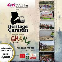 Heritage caravan