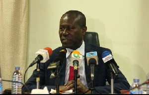 Chief Executive Officer for COCOBOD, Joseph Boahen Aidoo