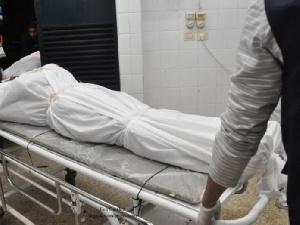 File photo of a dead body