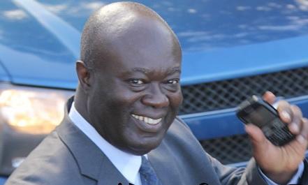 Mr. Maxwell Kofi Jumah