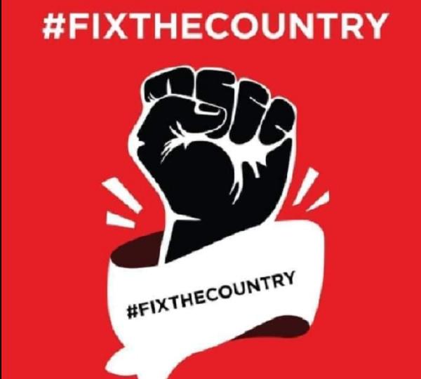 Govt communicators reporting, blocking #FixTheCountry hashtag - Activists