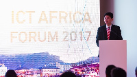 Lipeng, president of Huawei Southern Africa region
