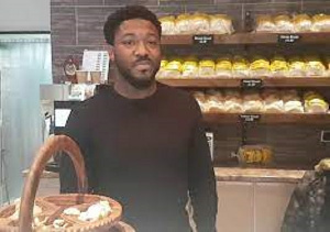 Sam Mensah was the CEO of Uncle John's Bakery started by his parents