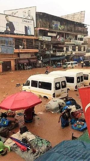Social Flood Deaths