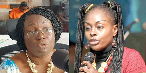 Akosua Agyapong intends to battle Daiana Hopeson over the GHAMRO chairmanship position