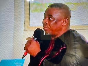 Dr Mensah Manye