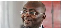 Vice President, Alhaji Dr Mahamudu Bawumia