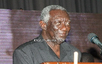 Former President John Agyekum Kufuor is a Senior Grand Warden of the United Grand Lodge of England