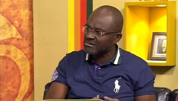Government awarding more 'juicy contracts' to NDC members than NPP - Kennedy Agyapong