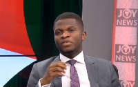 Sammy Gyamfi, NDC Communications Officer