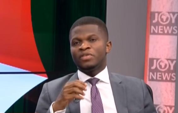 Sammy Gyamfi, National Communications Director of NDC