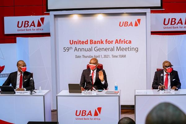 59th Annual General Meeting of UBA Plc