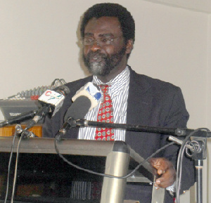 Prof Richard Amoako Baah