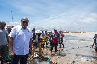 NDC Flagbearer, John Dramani Mahama
