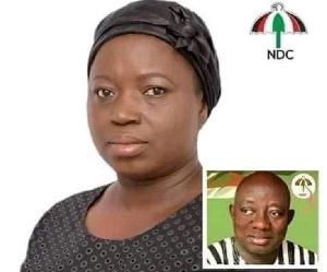 Madam Lydia Akanvariba Adakudugu is set to replace her husband Hon. David Adakudugu