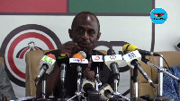 Mr Johnson Asiedu Nketia is the General Secretary of the NDC