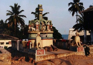 Nogokpo Shrine