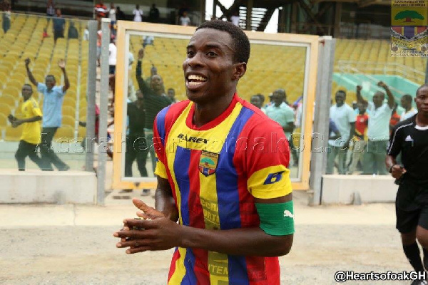 Hearts of Oak couldn\'t meet my demands - Thomas Abbey speaks on why he left