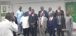 The Governing Boards for Korle-Bu and Ho Teaching Hospitals
