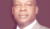 Head of Guarantee Operations, Anthony Dwumah,
