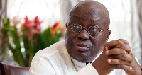 President Akufo-Addo has been accused of forming a 'family and friends' government