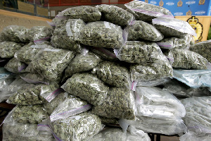 Parcels Of Weed