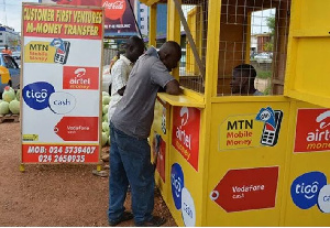 Mobile Money Vendor