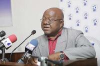 Speaker of Parliament, Professor Aaron Mike Oquaye