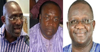 The three are all suspended National Executive of the NPP