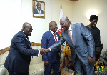 We'll tidy up your mess - Mahama tells Akufo-Addo