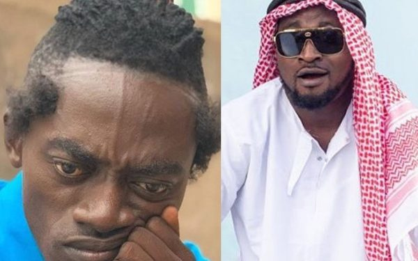 Lil Win blames Fred Nuamah for beef with Funny Face