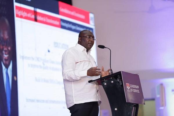 NDC opposing every transformational agenda of Akufo-Addo govt – Bawumia