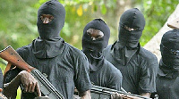 File photo of gunmen