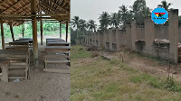 The school was started by former President John Dramani Mahama