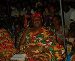Nana Effa Opinamang III, the Obomenghene of Kwehu